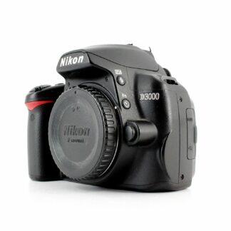 Nikon D3000 10.2 MP DSLR Camera