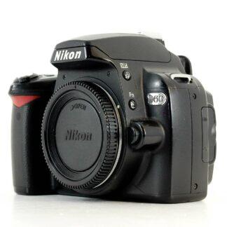 Nikon D60 10.2 MP DSLR Camera