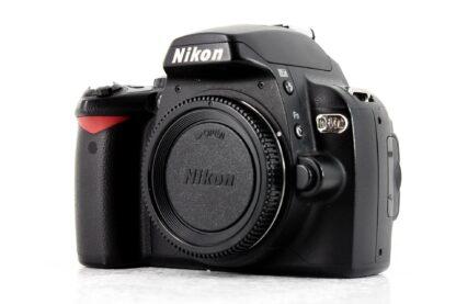 Nikon D40X 10.2MP DSLR Camera