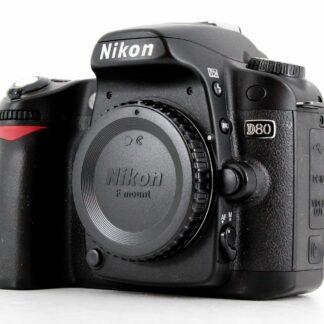 Nikon D80 10.2MP DSLR Camera