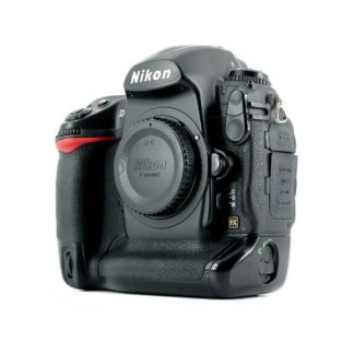 Nikon D3S 12.1MP DSLR Black Camera