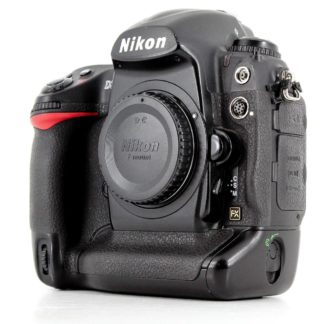 Nikon D3X 24.5MP DSLR Camera