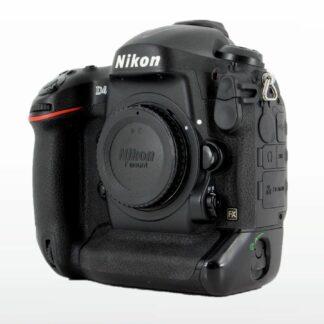 Nikon D4 16.2MP DSLR Camera