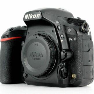 Nikon D750 24.3MP Digital SLR Camera