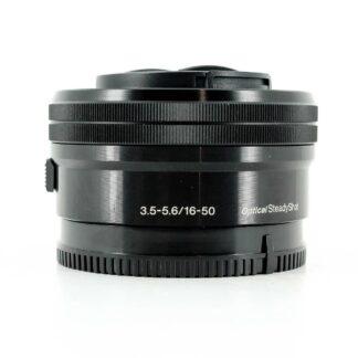 SONY E PZ Mount 16-50mm F3.5-5.6 OSS SELP1650 Electronic Zoom Power Lens