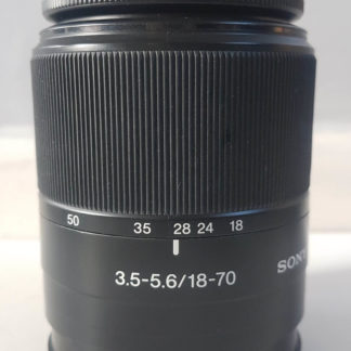 Sony SAL SAL1870 18-70mm f/3.5-5.6 Aspherical ED Lens