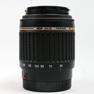 Tamron 55-200mm f/4.0-5.6 Macro LD Di II Sony Fit Lens
