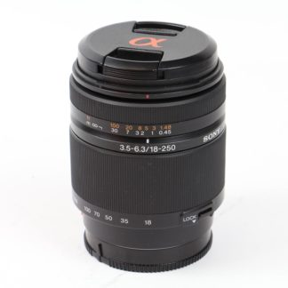 Sony SAL18250 18-250mm F/3.5-6.3 DT Aspherical Lens