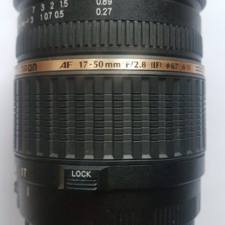 Tamron SP AF 17-50mm f2.8 XR Di II LD Aspherical (IF) - Sony A Fit