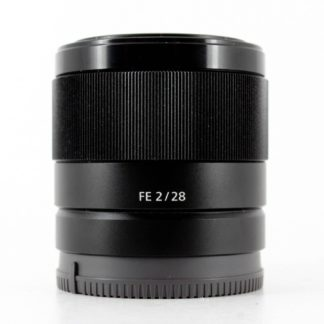 Sony SEL28F20 FE 28mm f/2 Lens