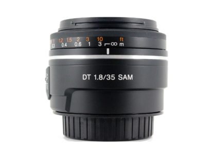 Sony 35mm f/1.8 DT SAL35F18 A Mount SAM Lens