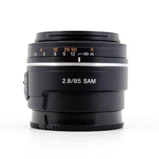 Sony 85mm f/2.8 SAM Lens