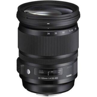 Sigma 24-105mm f/4 DG HSM ART Sony A Fit Lens