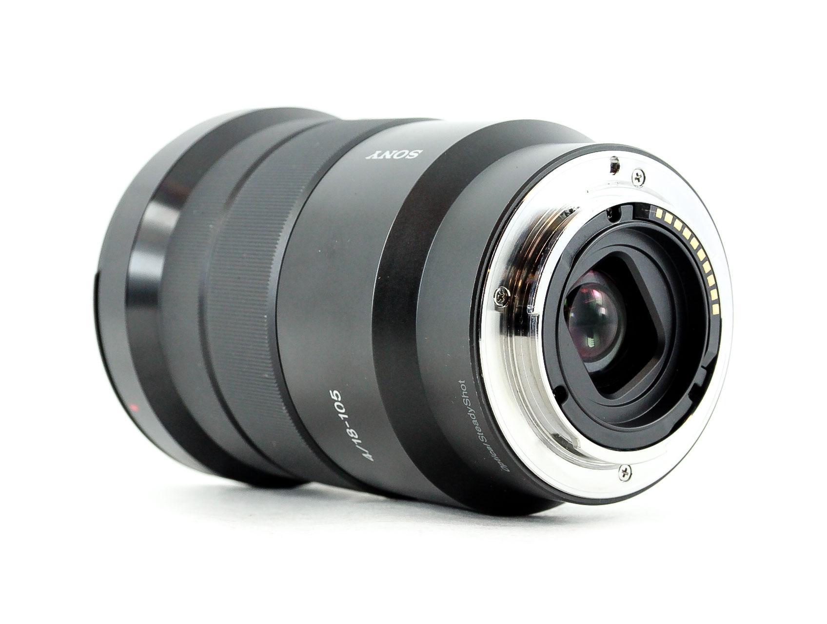 Sony E 18-105mm f4 SELP18105G: Sony E PZ 18-105mm f/4 G