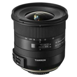Tamron 10-24mm f/3.5-4.5 Di II VC HLD Canon EF-S Fit