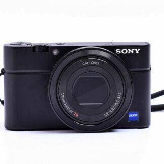 Sony Cyber-shot RX100 20.2MP Digital Camera