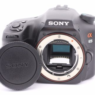 Sony Alpha SLT-A65 24.3MP Digital SLR Camera