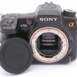 Sony Alpha A700 12.2MP Digital SLR Camera