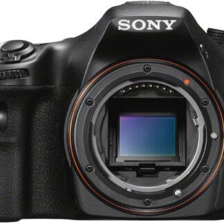 Sony Alpha a58 20.1 MP DSLR Camera