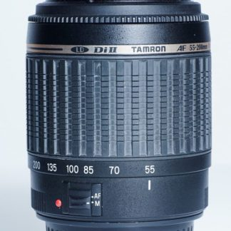Tamron AF 55-200mm F4-5.6 Di II Macro Zoom Lens for Canon EOS