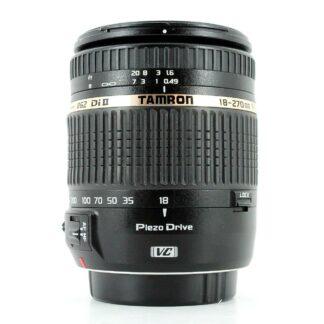 Tamron 18-270mm f/3.5-6.3 Di II VC PZD Canon EF-S Fit AF Lens