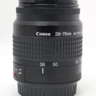 Canon EF 38-76mm f/4.5-5.6 Lens