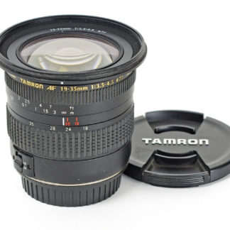 Tamron 19-35mm f/3.5-4.5 Wide Zoom AF Canon EF Mount Lens