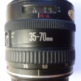 Canon EF 35-70mm f/3.5-4.5 Lens