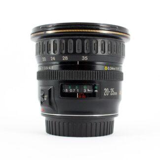 Canon EF 20-35mm f3.5-4.5 USM Lens