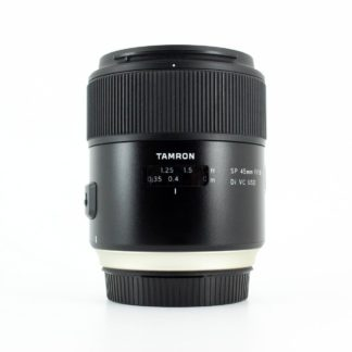 Tamron SP 45mm f/1.8 Di VC USD Canon Fit Lens