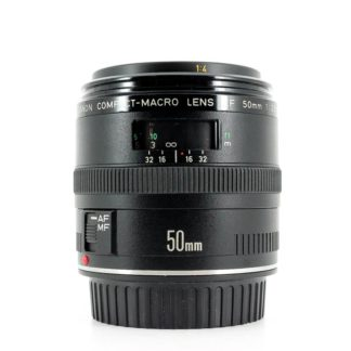 Canon EF 50mm f/2.5 Macro Lens