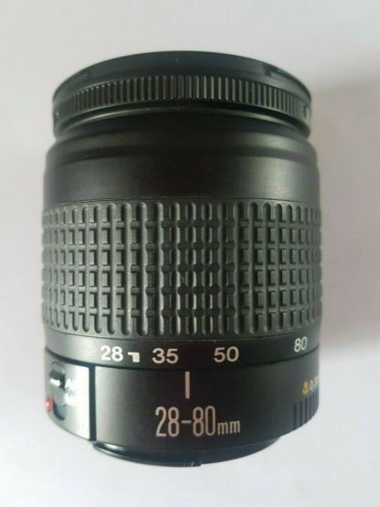 Canon EF 28-80mm f/3.5-5.6 Zoom Lens
