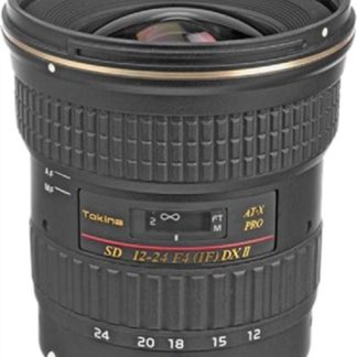 Tokina 12-24mm f/4 AT-X Pro DX II Canon EF-S Fit