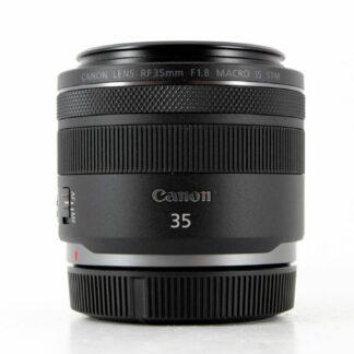 Canon RF 35mm f1.8 IS Macro STM Lens