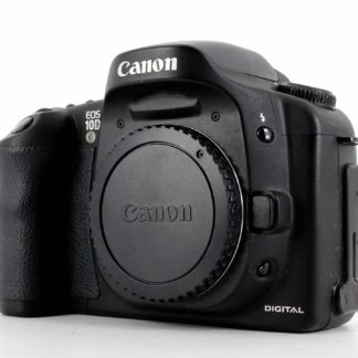 Canon EOS 10D 6.3MP Digital SLR Camera