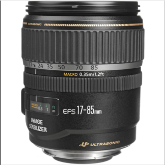 Canon EF-S 17-85mm f/4.0-5.6 IS USM Lens