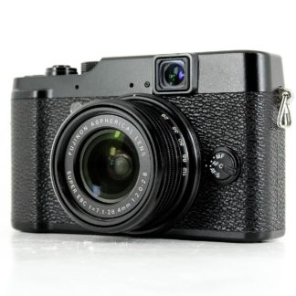 Fujifilm X10 12.0MP Digital Camera