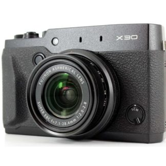 Fujifilm X30 12MP Digital Camera