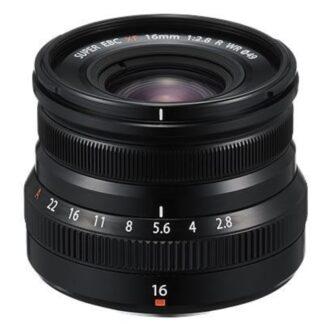 Fujifilm XF 16mm f2.8 R WR Lens