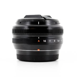 Fujifilm XF 18mm f2 R Lens