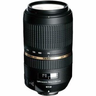Tamron AF SP 70-300mm f/4-5.6 Di VC USD Nikon Fit Lens