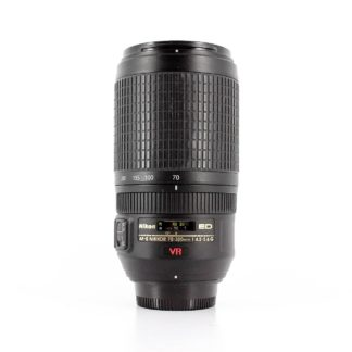 Nikon AF-S 70-300mm f/4.5-5.6 G IF ED VR Lens