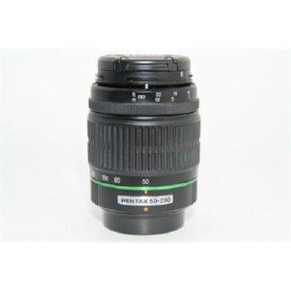 Pentax 50-200MM f/4-5.6 SMC DAL DA L ED Lens