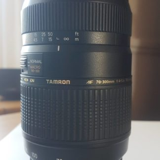 Tamron AF LD Di 70-300mm for Pentax Fit Lens