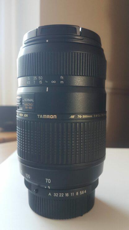 Tamron AF LD Di 70-300mm for Pentax Fit Lens