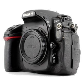 Nikon D300 12.3MP DSLR Camera