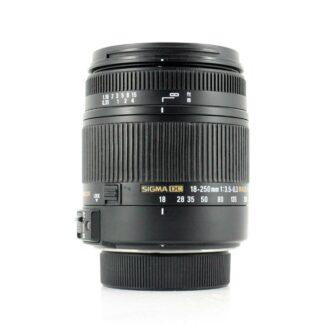 Sigma 18-250mm f/3.5-6.3 DC Macro OS HSM Nikon Fit