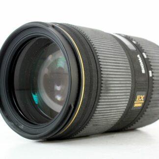 Sigma 50-150mm f/2.8 EX DC HSM, Nikon Fit