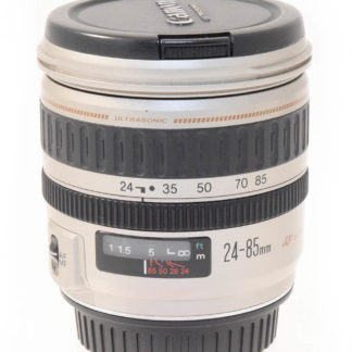 Canon EF USM 24-85mm f/3.5-4.5 EF USM Lens SILVER