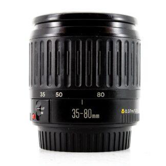 Canon EF 35-80mm f4-5.6 AF EOS Full Frame Zoom Lens